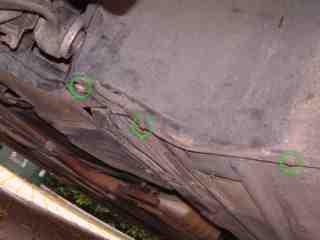 E38 wiring harness repair